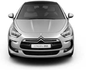 Citroen-DS5-SUV-exterior-front--view-white-Silver