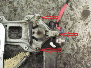 моторчик электро мотор привеод стеклоподъемника субару