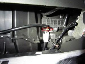 nissan-navaro-фильтр салона-вентилятор обдува салона