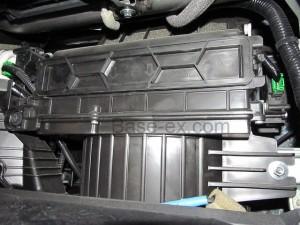 Honda CRV фильтр салона