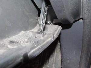 Honda CRV фиксатор бардачка