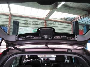 Honda CRV CR-V  обшивка багажника