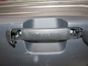 Honda CRV CR-V ручка двери багажника