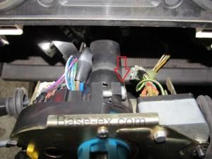 Land rover Defender под рулевые переключатели