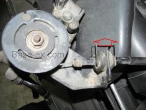Hyundai Elantra тросик дросселя