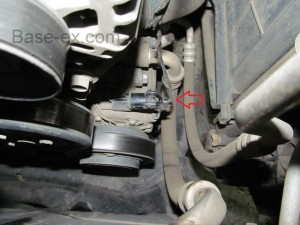 Hyundai Elantra компрессор