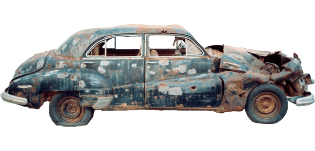 коррозия авто