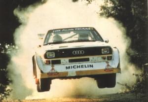 Audi-Quattro-Rallye