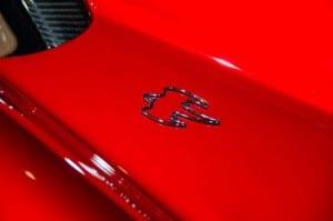 Koenigsegg Regera знак