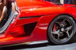 Koenigsegg Regera характеристики