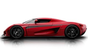 Koenigsegg спорткар