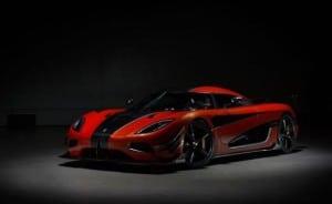 Koenigsegg Regera новая версия
