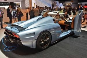 Koenigsegg авто