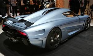 суперкар Koenigsegg Regera