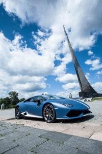 новинка Lamborghini