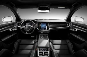 салон Volvo R-Design