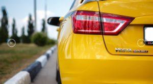 обзор Lada Vesta Sport
