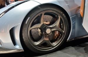 Koenigsegg Regera колесо