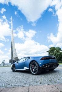 новое Lamborghini