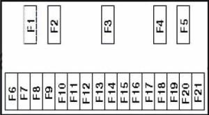 схема блока Nissan Almera N15