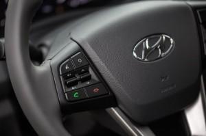новый руль Hyundai Creta