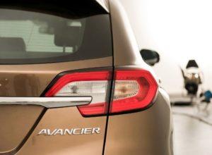 Honda Avancier обзор
