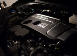 Honda двигатель