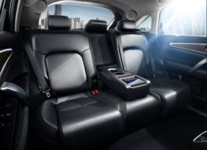 Honda Avancier внутри