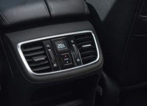 Honda Avancier панель