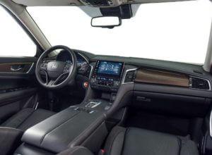 Honda Avancier салон
