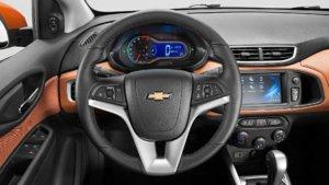приборная панель Chevrolet Onix