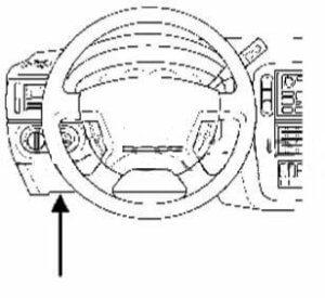салон Ford Explorer 3