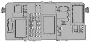 схема Ford Kuga