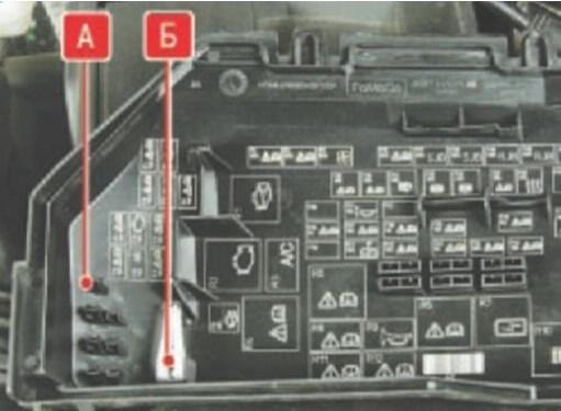 Прикуриватель - Электрооборудование ФМ-4 - Форумы Форд Предохранители форд мондео 4 схема прикуривателя
