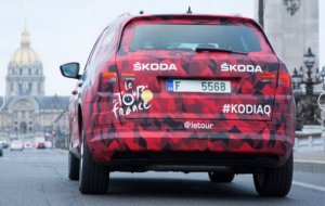 новинка Skoda Kodiaq