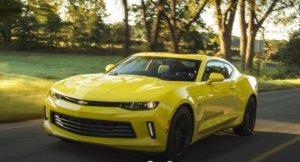 Chevrolet новинка