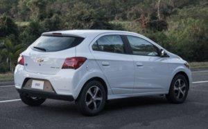 Chevrolet Onix новый
