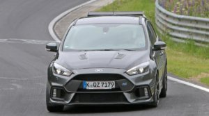 обзор Ford Focus RS500