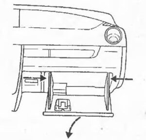реле Mazda 2