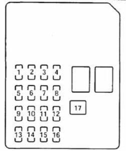 схема Mazda 6