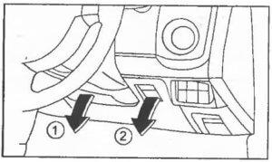 салон Mazda Demio 2
