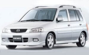 Mazda Demio 1