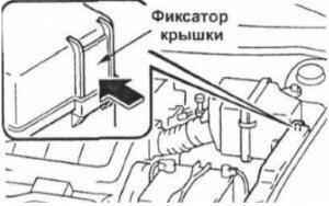 предохранители Mazda MPV