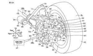 колесо Yamaha