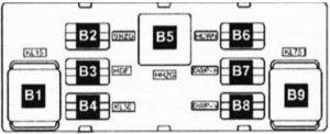 блок Passat B6