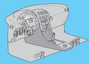 схема Touareg 2