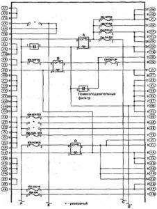 схема 2 Toyota Corolla