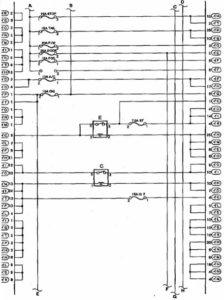 схема Toyota Corolla