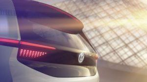 VW новый электрокар