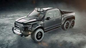 фотообзор Ford F-150 Raptor